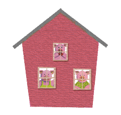 3 Little Pigs Home